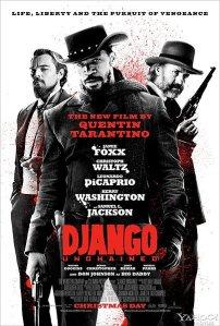 Django Unchained-Poster