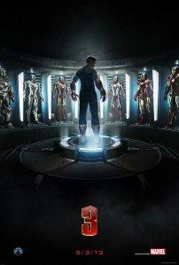 Iron Man 3-Poster