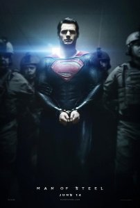 Man of Steel-Poster