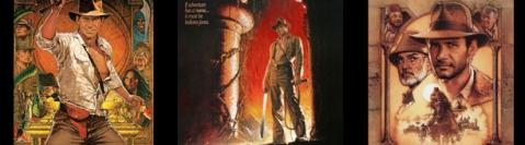 Indiana Jones - Banner