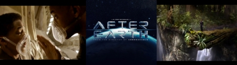 After Earth - Banner