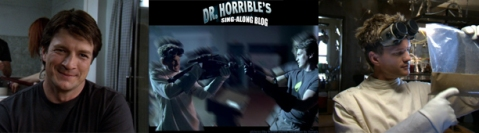 Dr Horrible Sing Along Blog - Banner