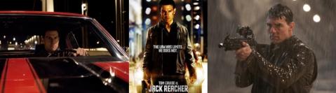 Jack Reacher - Banner