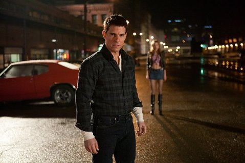 Jack Reacher - Tom Cruise In Ball Crushing Fight