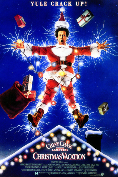 National Lampoons Christmas Vacation - Poster