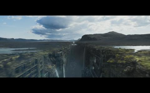 Oblivion - Dead City