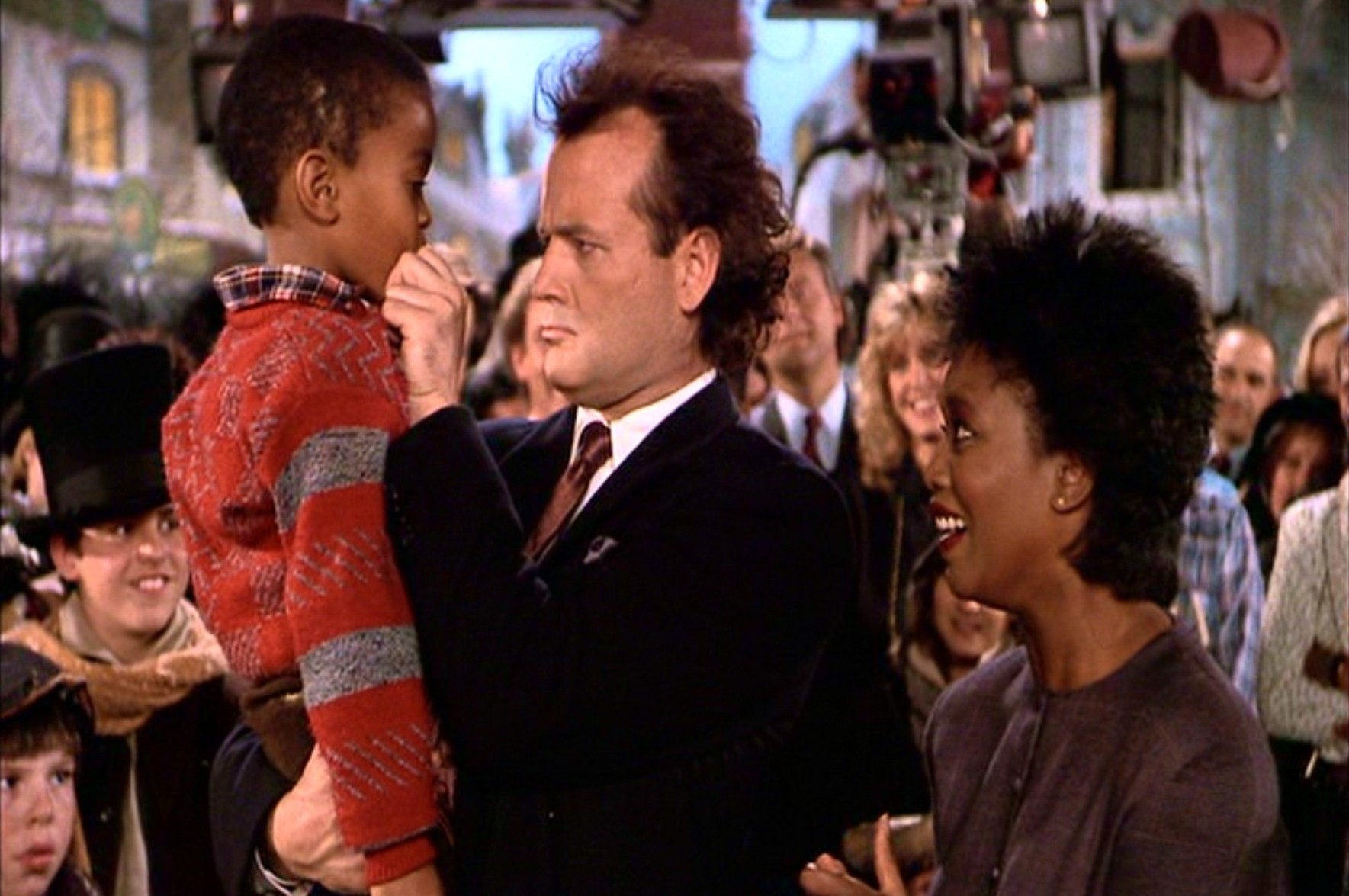 Scrooged (1988) Review | Tim\'s Film Reviews