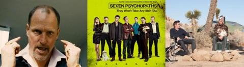 Seven Psychopaths - Banner
