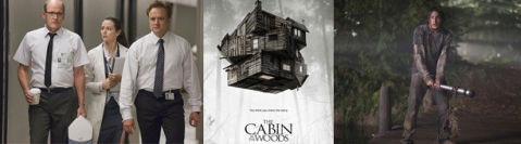 The Cabin In The Woods - Banner