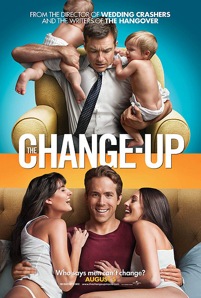 The Change-Up - Poster 1