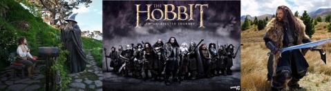 The Hobbit - Banner