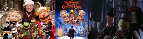 The Muppets Christmas Carol - Banner