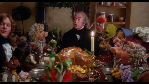 The Muppets Christmas Carol - Finale Dinner