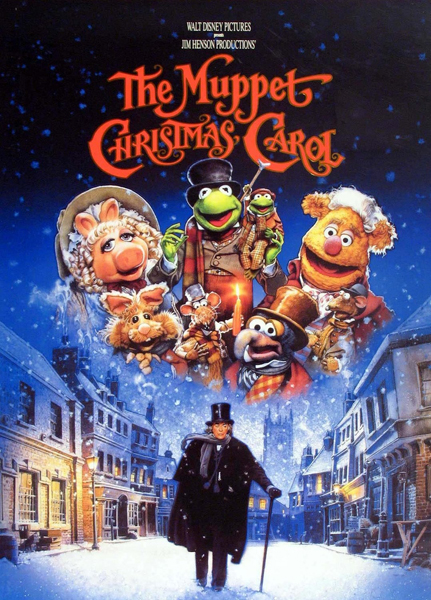The Muppets Christmas Carol - Poster