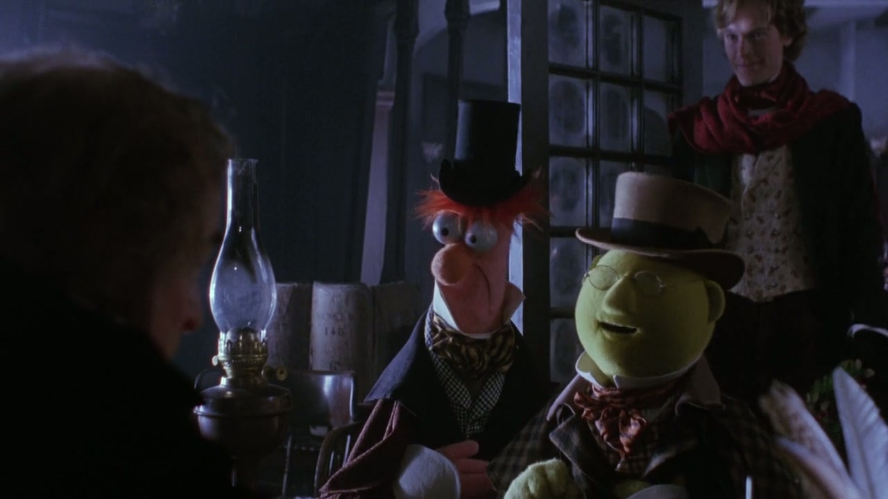 The Muppet Christmas Carol Trailer 1992.The Muppet Christmas Carol 1992 Review Tim S Film Reviews