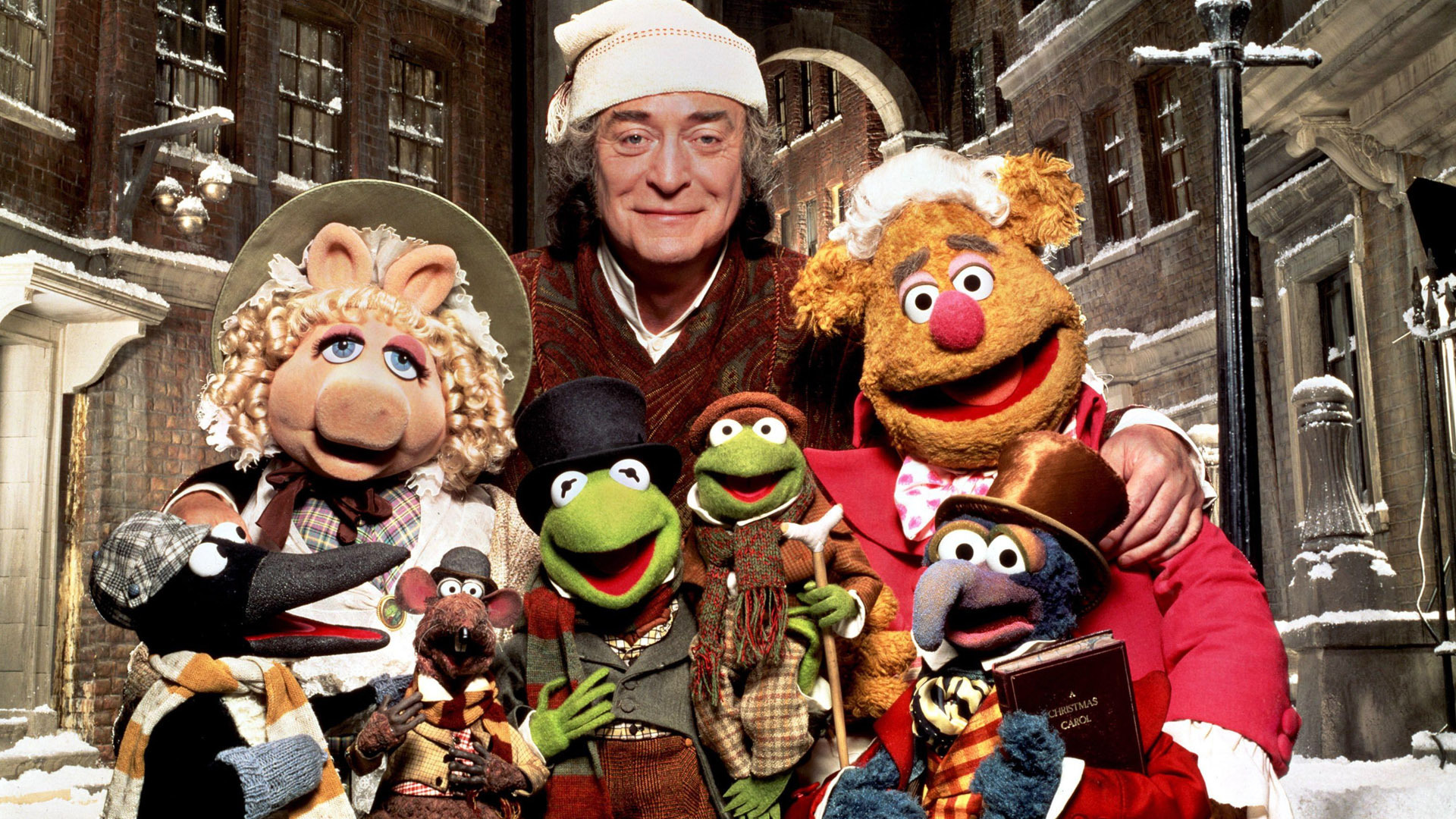 The Muppets Christmas Carol – The Cast and Puppets | Tim's Film ...