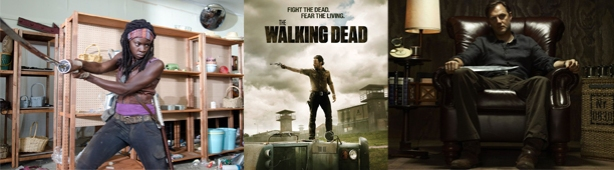 The Walking Dead Season 3 - Banner