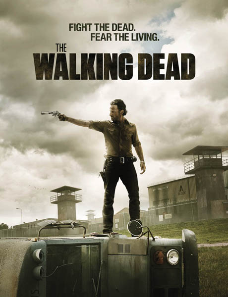 The Walking Dead Season 3 - Poster