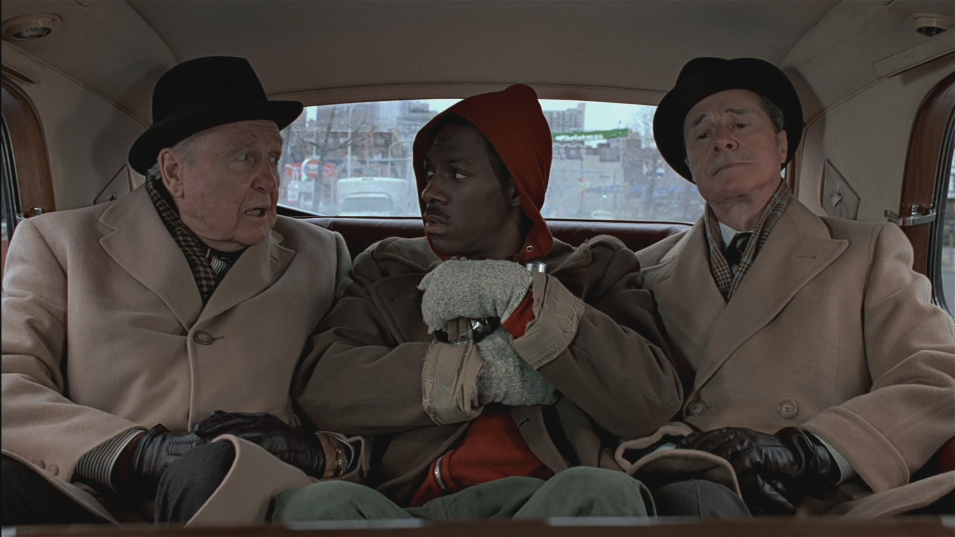 Trading Places Eddie Murphy And The Dukes Brothers In
