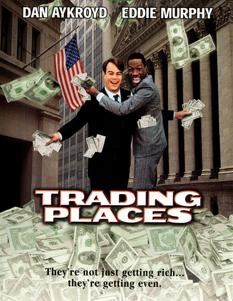 Trading Places - Poster
