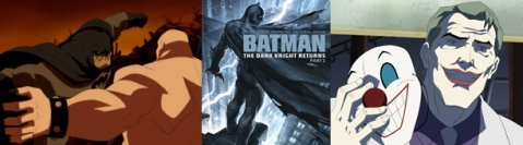 Batman The Dark Knight Returns - Banner
