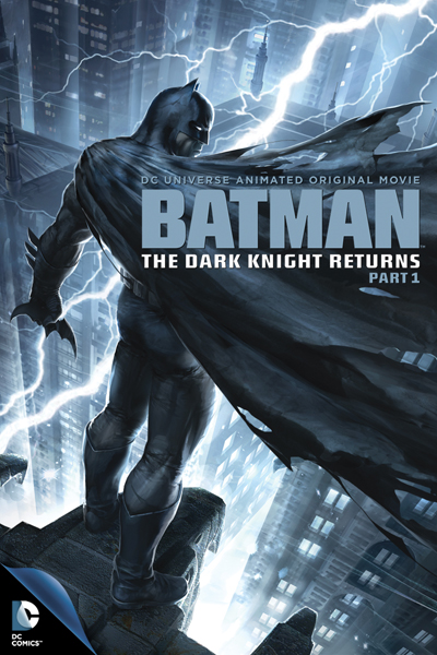Batman The Dark Knight Returns - Poster