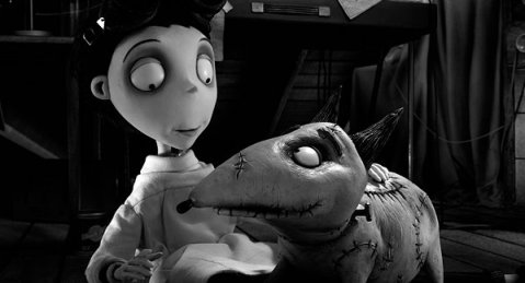 Frankenweenie - Victor and Sparky