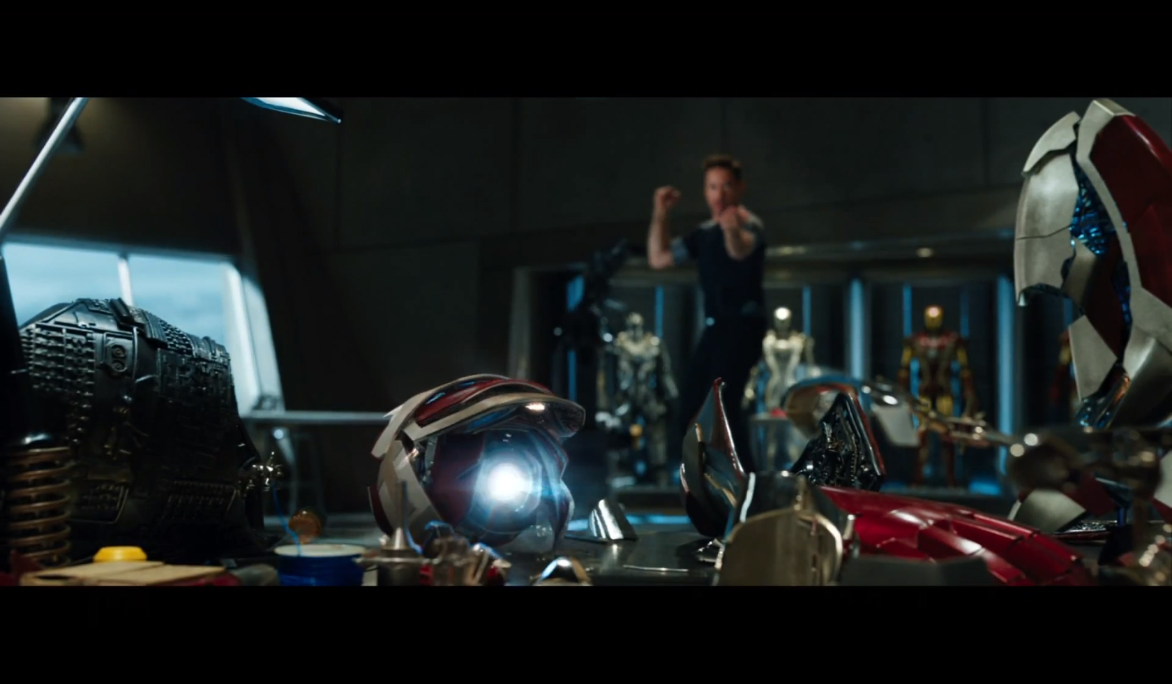 Iron Man 3 (Trailer #1) Review | Tim's Film Reviews