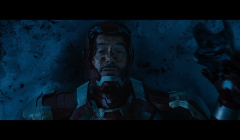 Iron Man 3 - War Torn Iron Man
