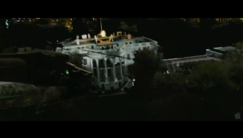 Olympus Has Fallen - Bad CGI Helicopters