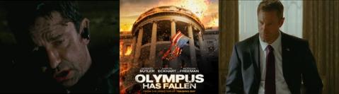 Olympus Has Fallen - Banner