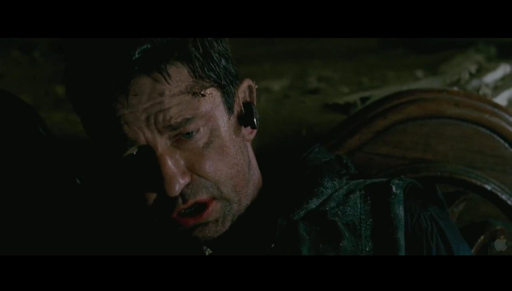 Olympus Has Fallen 2013 Gerard Butler Olympus ...