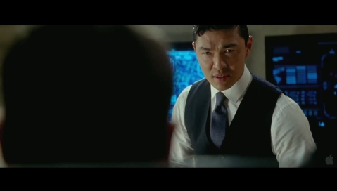 Olympus Has Fallen - Is This a Korean Gruber