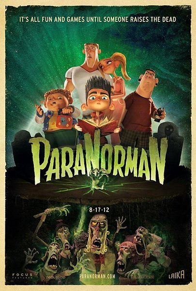 ParaNorman - Poster