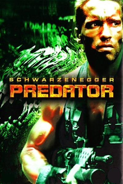 Predator (1987) - Poster
