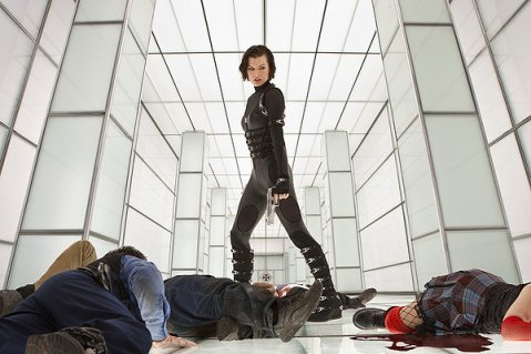 Resident Evil Retribution - Alice 3