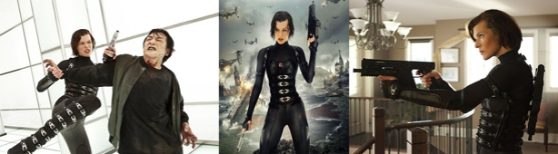 Resident Evil Retribution - Banner