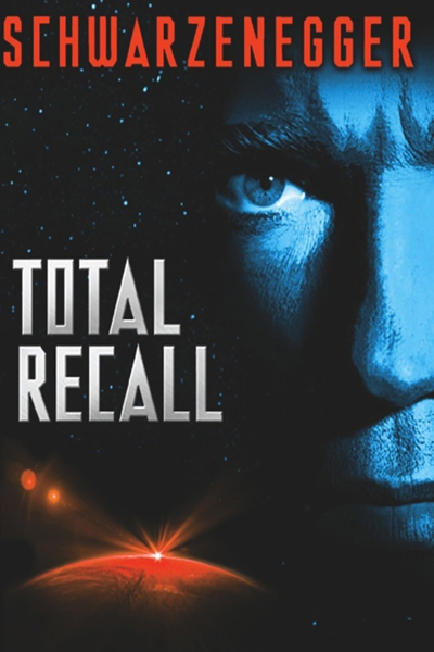 Total Recall (1990) - Poster