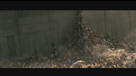 World War Z - Pyramid of Zombies