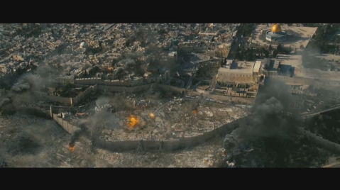 World War Z - Well There Goes The Neighbourhood
