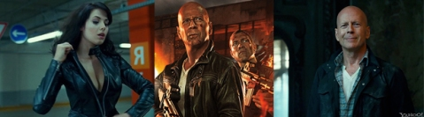 A Good Day To Die Hard - Banner
