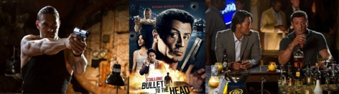 Bullet To The Head - Banner