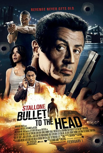 Bullet To The Head - Poster
