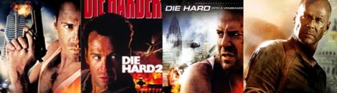 Die Hard - Banner