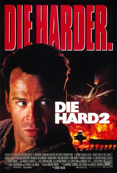 Die Harder - Poster