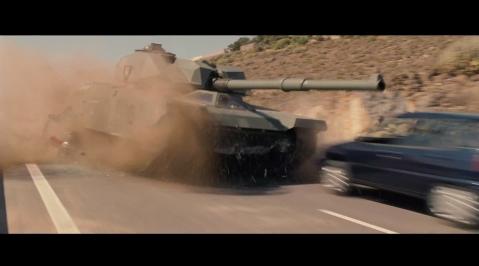 Fast & Furious 6 - Tanks They Got TANKS!