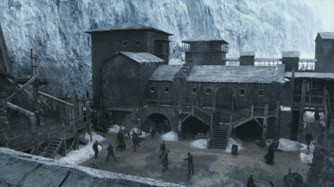Game of Thrones - Castle Black