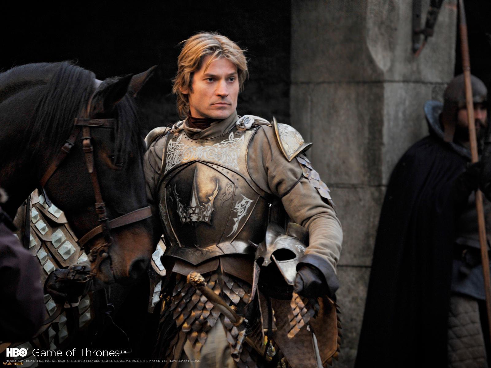 Game of Thrones - Jaime Lannister in Full Armor