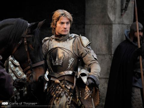 Game of Thrones - Jaime Lannister in Full Armor