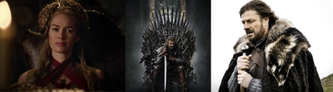 Game of Thrones - Season 1 Banner